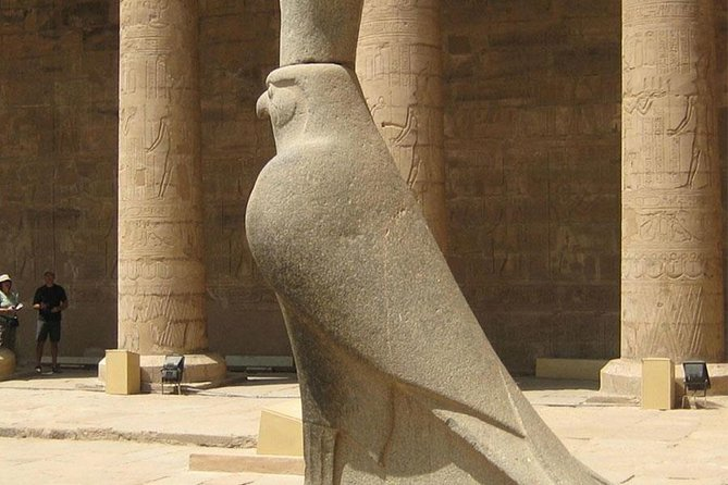 Edfu and Com Ombo Temples in a day .