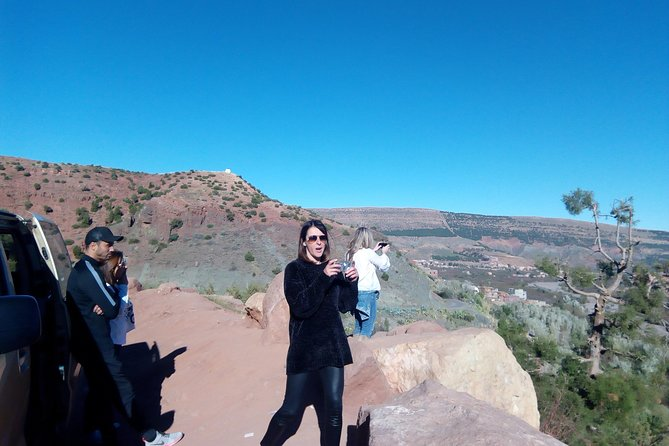Atlas Mountains & Camel Ride Guided tours From Marrakech