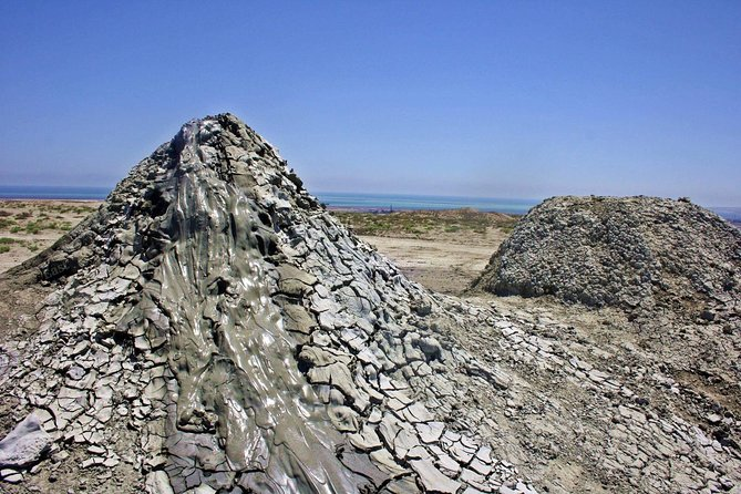 Transport to Gobustan and Mud volcanoes for up to 4 people for the same price