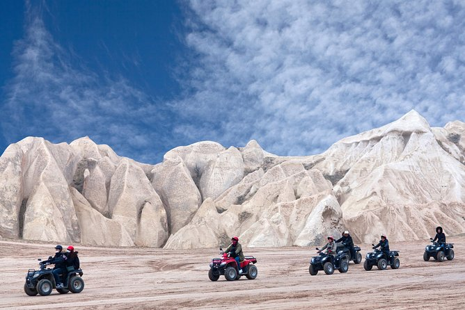 Cappadocia 4-Hours Quad Safari with BBQ