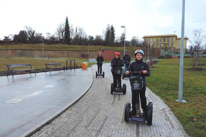 Segway Tour of Prague - Private 3-hour Grand Segway Tour photo 2