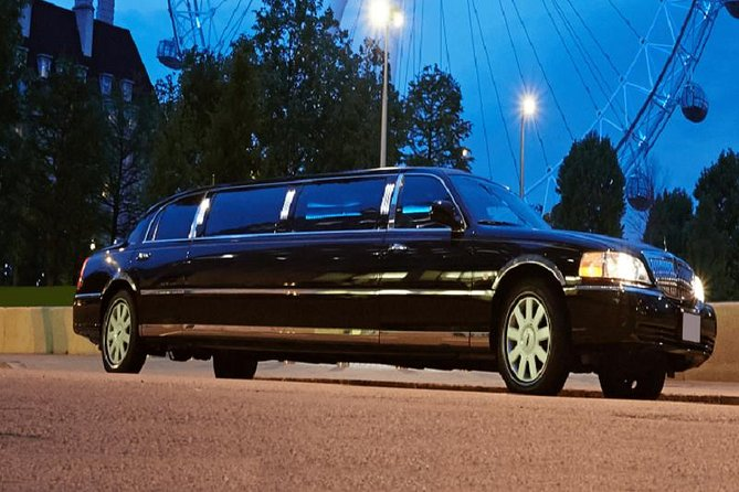 Antalya Airport (AYT) to Goynuk Transfer - Limousine