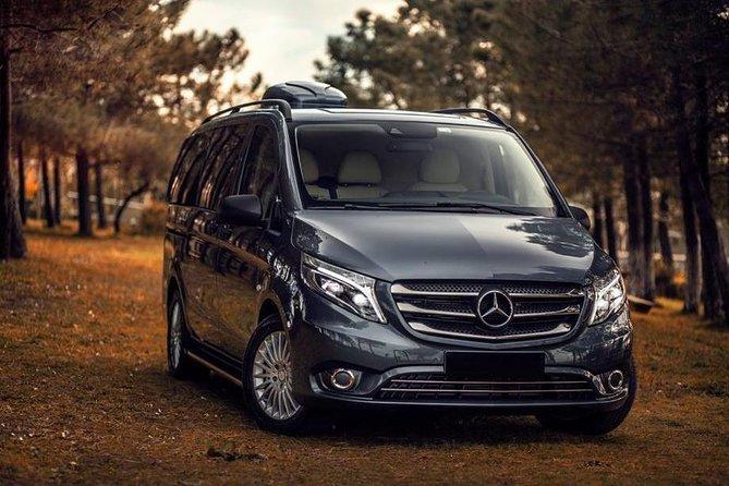 Antalya Airport (AYT) to Lara Transfer - VIP Minivan