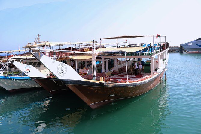 Dubai Mountain Safari and Musandam Dhow Cruise with Lunch photo 8
