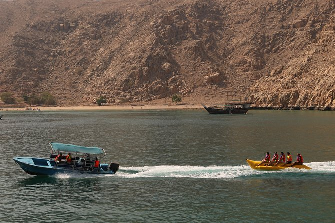 Dubai Mountain Safari and Musandam Dhow Cruise with Lunch photo 10
