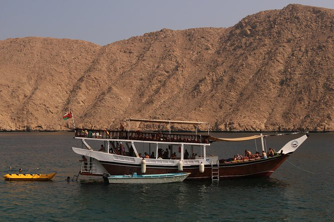 Dubai Mountain Safari and Musandam Dhow Cruise with Lunch photo 7