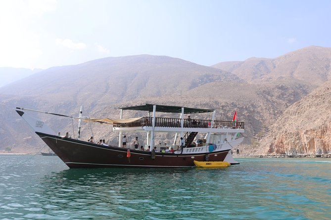 Dubai Mountain Safari and Musandam Dhow Cruise with Lunch photo 2