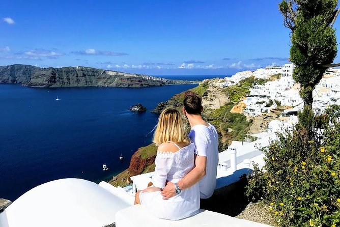 - Santorini, GRECIA
