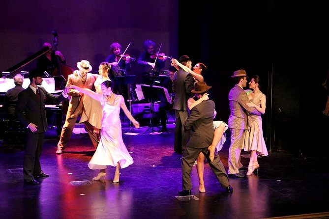 Piazzolla Tango Show Only In Buenos Aires