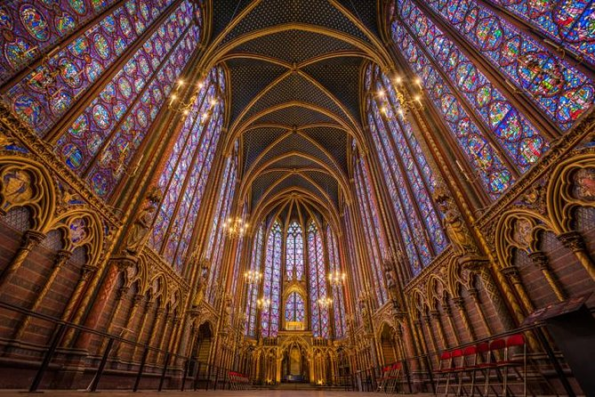 Sainte Chapelle Entrance Ticket & Seine River Cruise
