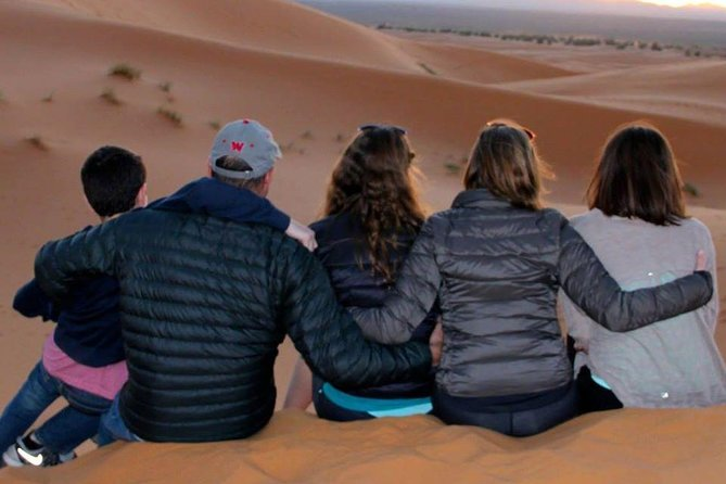 3 day shared group desert tour from Marrakech photo 4