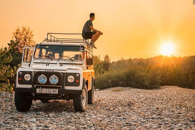 Drava Jeep Safari