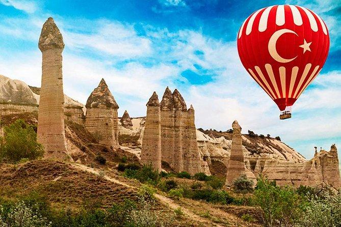 7 Day Tour of Istanbul, Cappadocia, Pamukkale by Plane - YK062