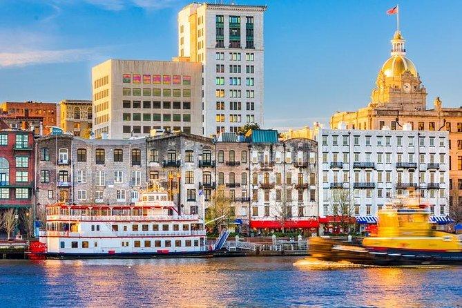 Historic Savannah Cruise
