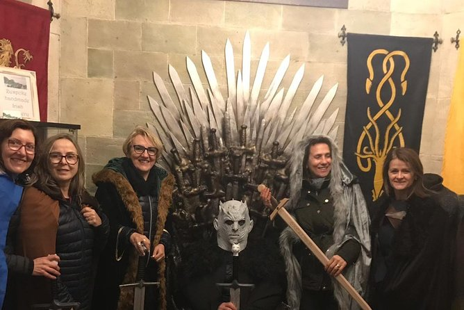 Guided Private Tours Belfast, Causeway, Game of Thrones