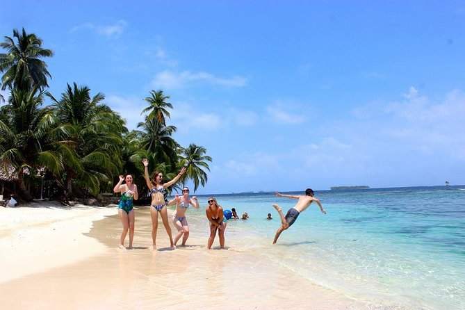 San Blas Island Hopping and Snorkel Tour Visit 3 Islands