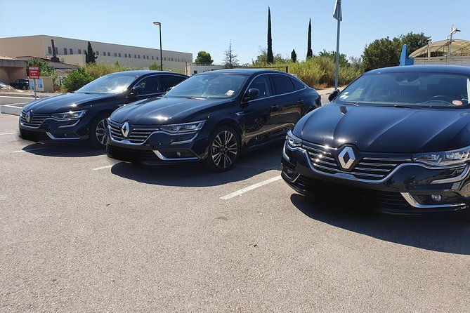 Private transfer by car: Marseille airport from or to Avignon