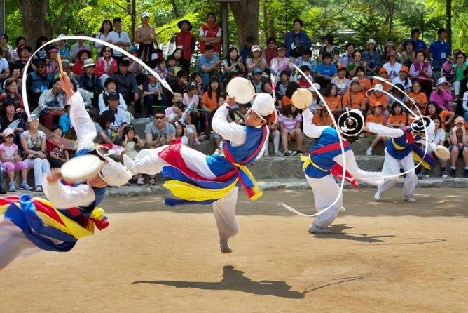Private Folk Village, Suwon Hwaseong Fortress Tour