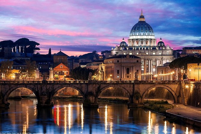 Vatican Museum & Sistine Chapel Guided Tour with Entry Ticket