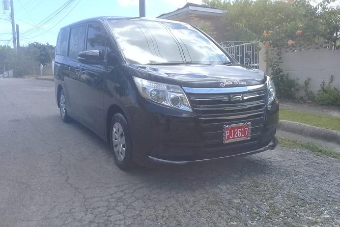 Jewel Grande Montego Bay Resort Private Airport Shuttle