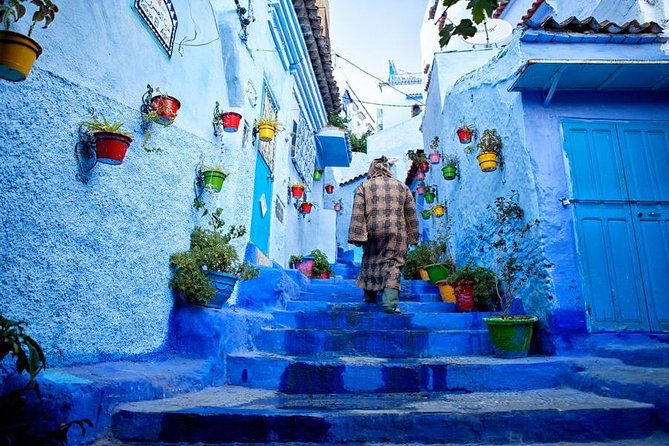 Private Full-Day Trip From Tangier To Chefchaouen