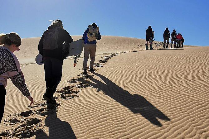 Namibia Sanboarding Day Tour