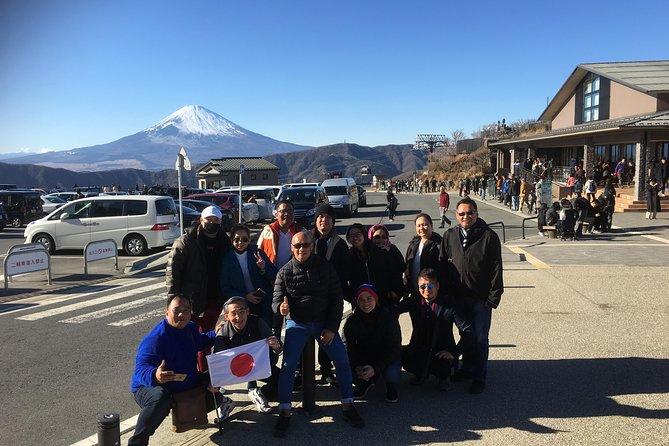 Fully Customizable Private Tour in Tokyo, Kamakura, Hakone, Nikko etc.