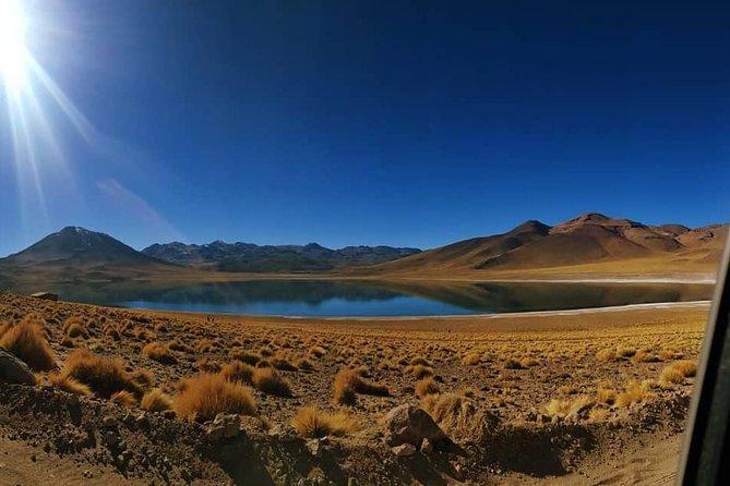 Altiplanic Lagoons + Red Stones