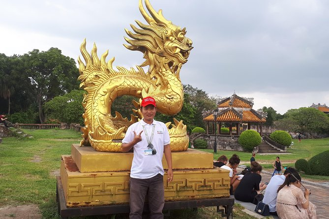 Hue food tour and heritage sites experience in 2 days