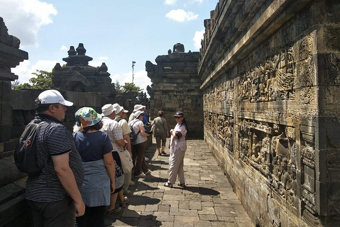Unesco World Heritage Trip. Borobudur And Prambanan Temple( 8 Hours )