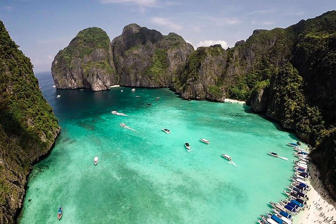 Phi Phi & Khai Islands by Speed Boat