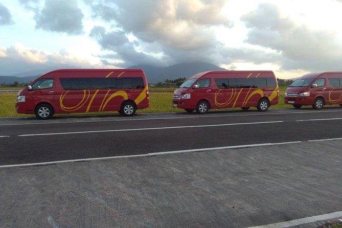 Tour for a Van