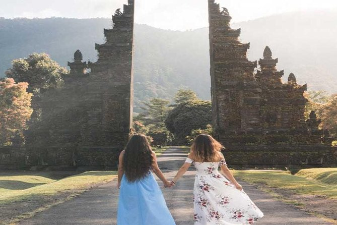DayTour:Bali Handara heavenGate is one of bestplace for selfie spot in Bedugul