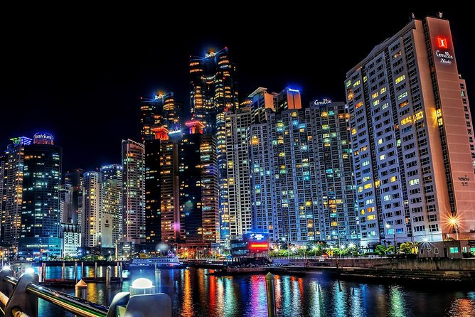 Haeundae & Diamond Bridge Night View tour (3 Hours)