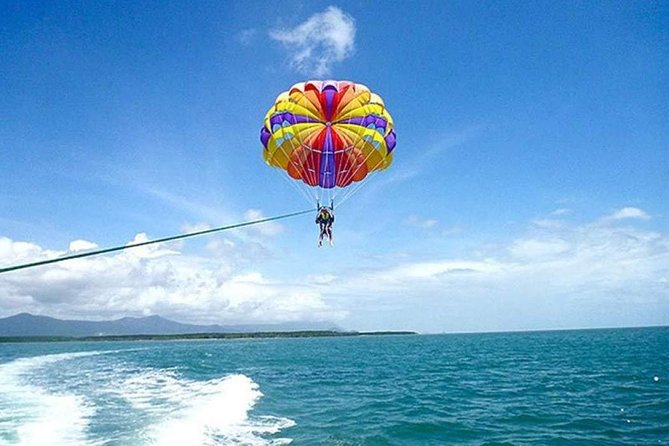 Water Sport Package-Parasailing-Banana Boat-1x dive-Lunch
