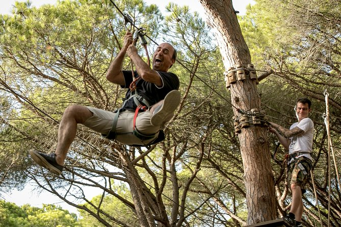 Costa Brava Parc Aventura - Medium Pack (5 circuits)