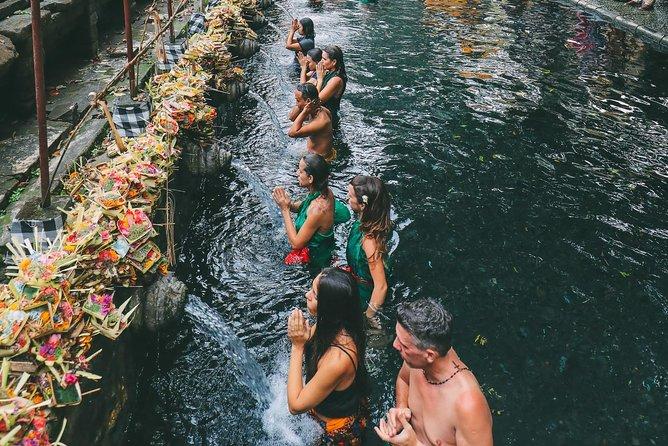 The Best Private Tour-Barong Dance-Ubud Art Village-Batur Volcano-Tirta Empul