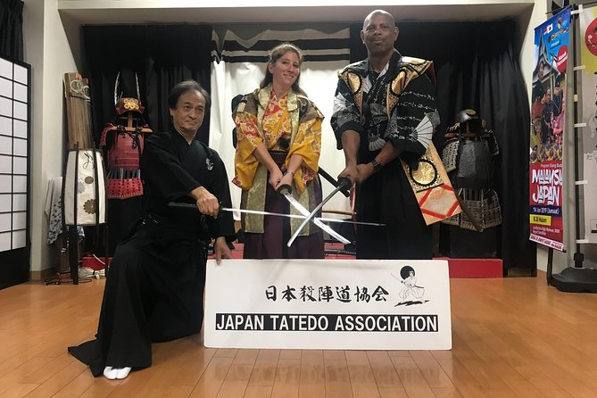 Learn The Katana 'Sword' Technique of Samurai and Ninja