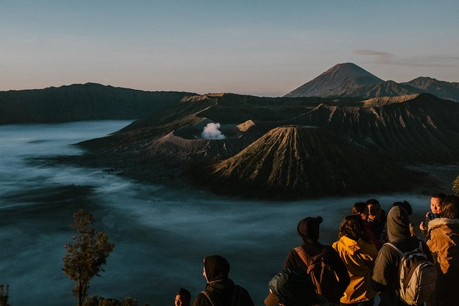 Mount Bromo & Madakaripura Waterfall Tour from Surabaya or Malang