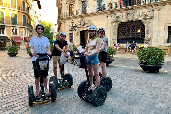 Best of Palma Segway Tour