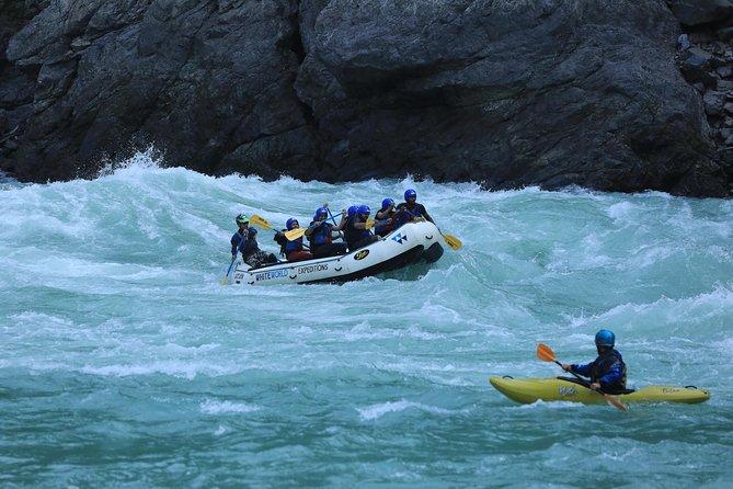 Full Day Rafting in Rishikesh