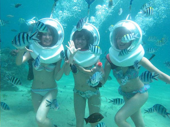 Bali Sea Walker with Included Hotel Transfer