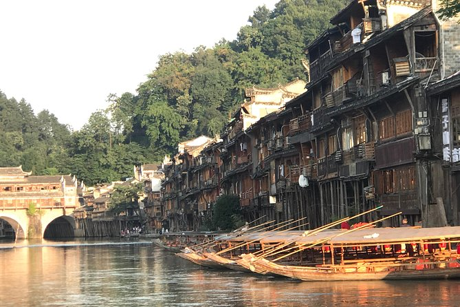 6 Days Western Hunan In-depth Tour-Nature&Culture Experience(5-star hotel)