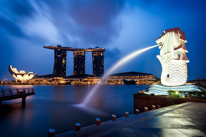 Singapore City Tour with Sharing Transfers