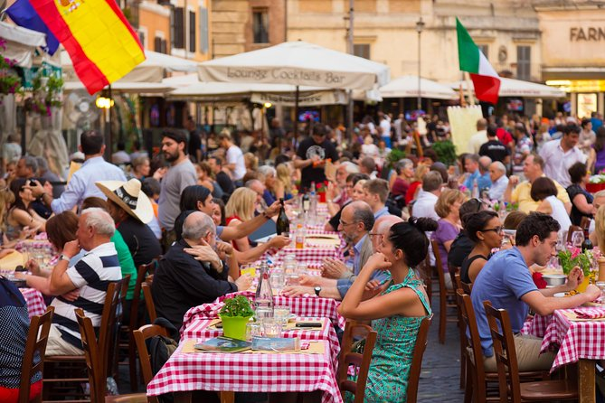Eat like a local in Rome: private & personalized