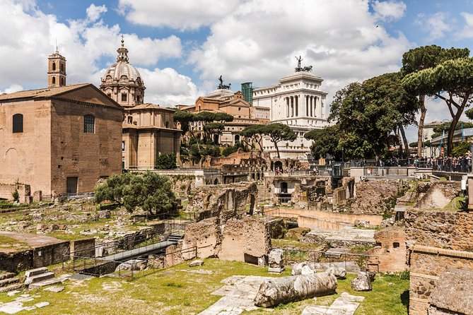 Rome through the ages: history experience photo 1