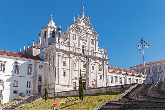 Viagem de um dia a Fátima e Coimbra saindo de Porto