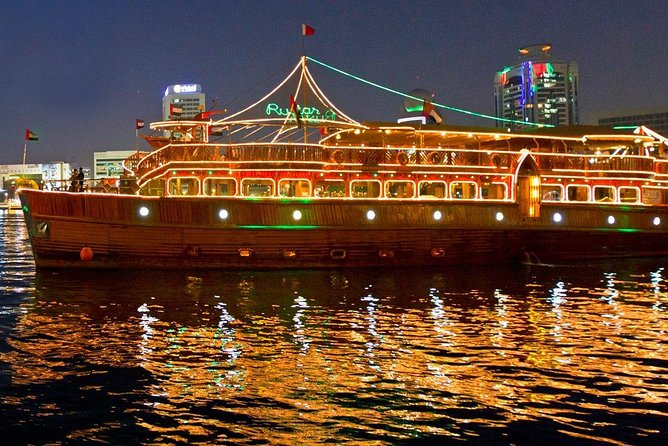 Desert Safari with BBQ Dinner and Belly Dance, Dhow Cruise Dinner Combo