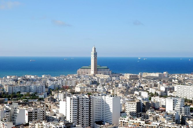 Highlights of Casablanca in a Half Day Tour