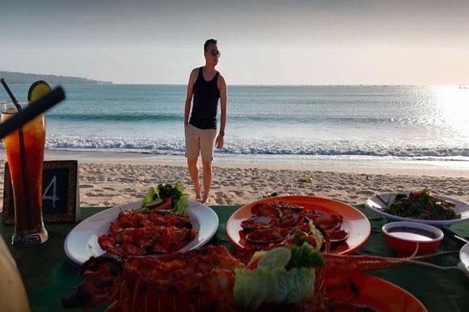 Jimbaran Beach Candle Light Dinner